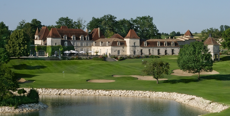 Château Vigier dordogne region