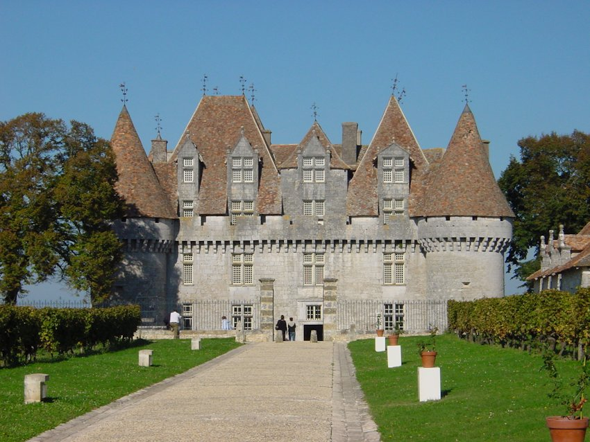 chateau-monbazillac dordogne region