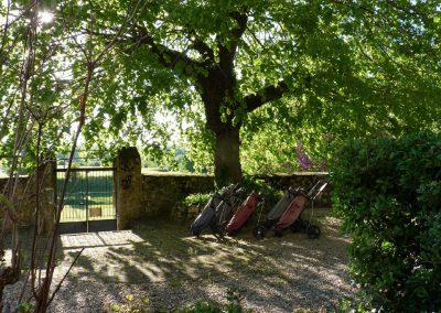 Free golf clubs Chateau de Sadillac